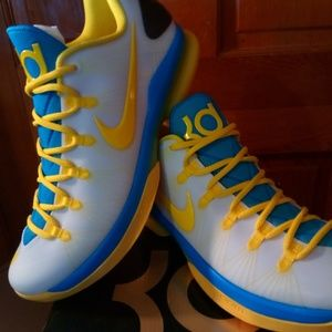 lowest price 98ad8 b9ecf nike kd v 5 elite series home playoffs Shoes - KD V 5 elite series home